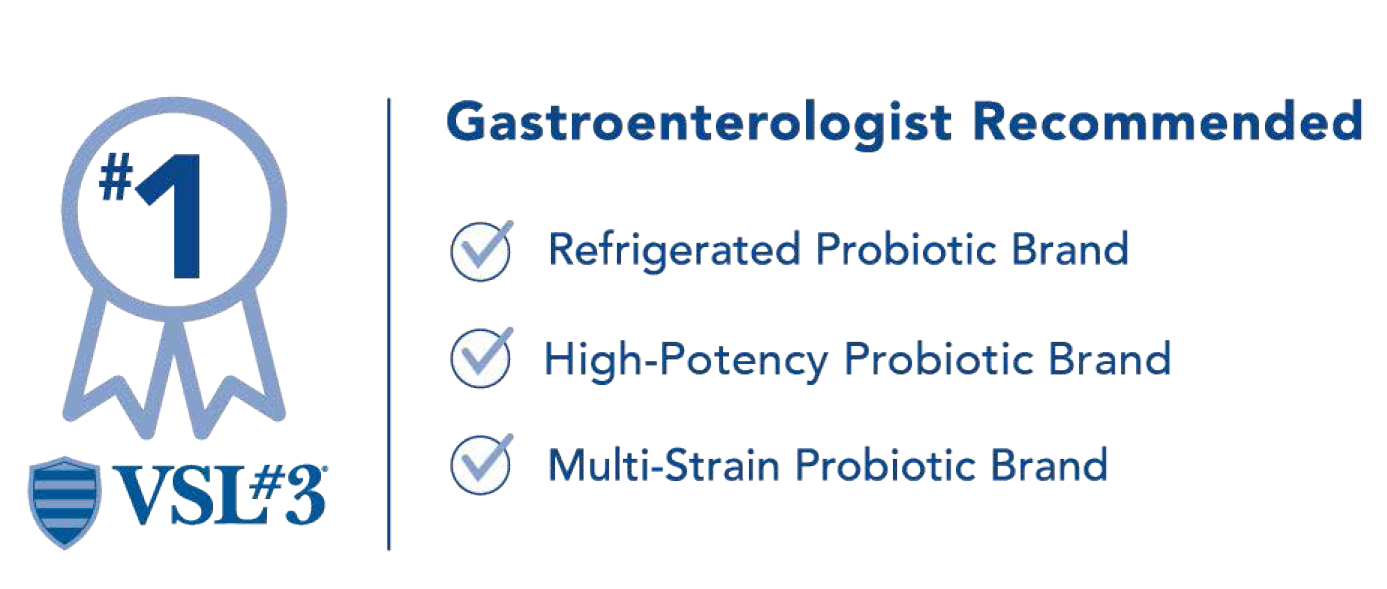 #1 Gastroenterologists Recommended
